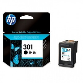 HP 301 Original Black ink (CH561EE)