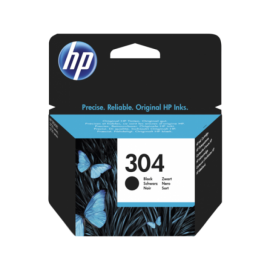 HP 304 Original Black ink cartridge (N9K06AE)