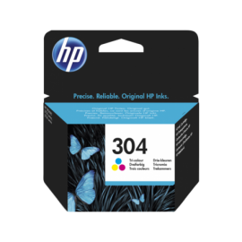 HP 304 Original Tricolor ink cartridge (N9K05AE)