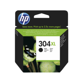 HP 304 XL Original Black ink cartridge (N9K08AE)