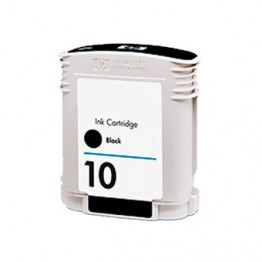 Compatible HP inkjet 10 Black (C4844A)