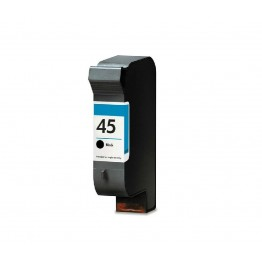 Compatible HP inkjet 45 XL Black (51645AE)