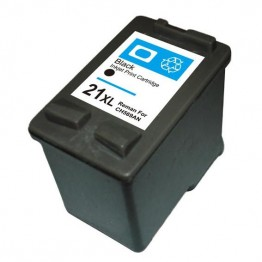 Compatible HP inkjet 21 XL Black - High Capacity