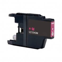 Compatible Brother LC1220M / 1240M Magenta