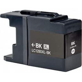 Compatible Brother LC1280XL-BK Black