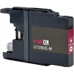 Compatible Brother LC1280XL-M Magenta