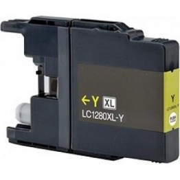 Compatible Brother LC1280XL-Y Yellow