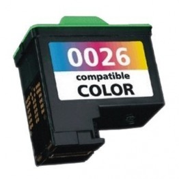 Compatible Lexmark 26 or 27 Colour cartridge