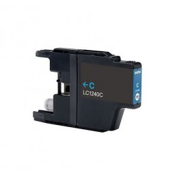 Compatible Brother LC1220C / 1240C Cyan