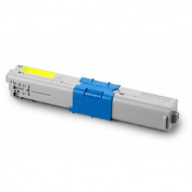 Compatible OKI toner C332DN / MC363DN / MD563DN Yellow
