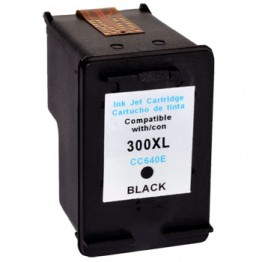 Compatible HP inkjet 300 XL Black - High Capacity