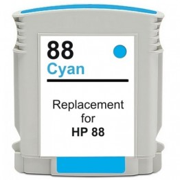 Compatible HP 88 XL Cyan C9391AE