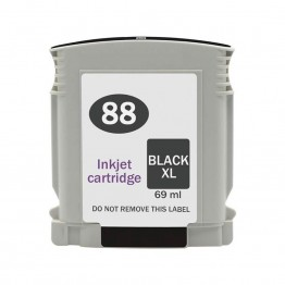 Compatible HP 88 XL Black C9396AE