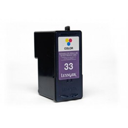 Compatible Lexmark 33 (18C033) Colour cartridge