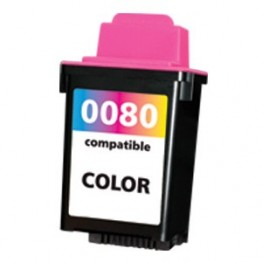 Compatible Lexmark 80 (12A1980) Colour cartridge
