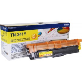 Toner Brother TN-241Y Amarelo